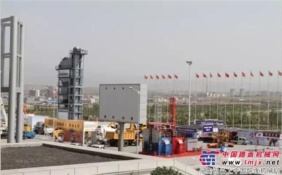 力士德与您相约2016中国新疆工程机械博览会