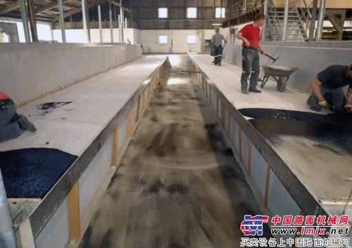 浇注式沥青混凝土(GussAsphalt)的应用