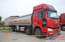 国五解放前四后六油罐车 运输介质:柴油,汽油