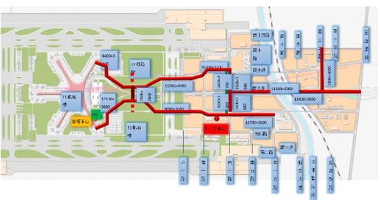 青岛新机场综合管廊工程今日开工