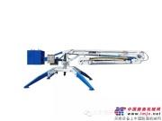 北京建研15米移动式混凝土布料机