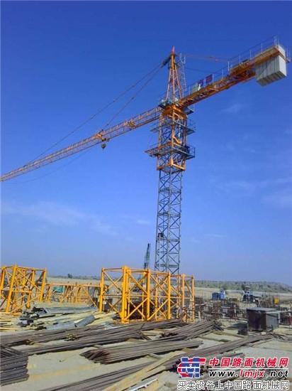 参与建设巴基斯坦最大的发电厂