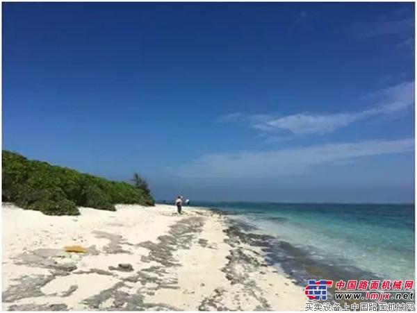 三沙市涉及岛屿面积13平方千米
