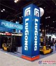 柳工C系列内燃叉车产品强势登陆北美市场