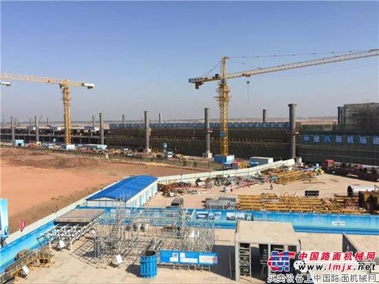 青岛新机场工程全面进入主体建设攻坚