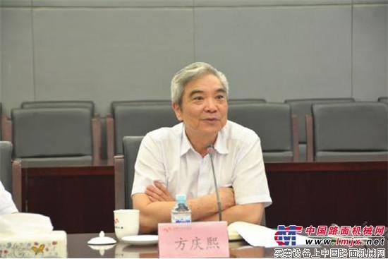 南方路机与中国预拌砂浆分会携手助力行业装备飞跃发展