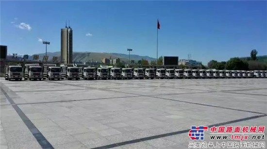 2000万中联环卫装备将助建美丽新源!