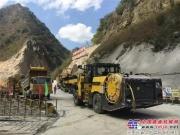 阿特拉斯·科普柯三臂凿岩台车助力泛亚铁路建设