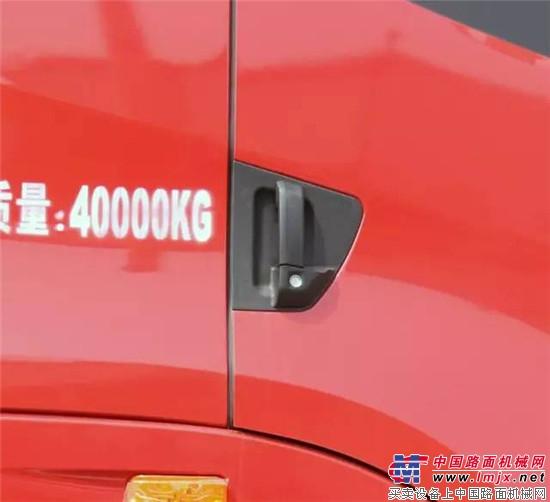 [最全图解]6×4汉马H9牵引车 轻松搞定长途物流运输