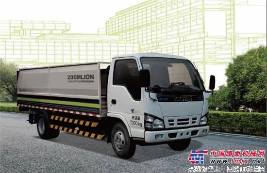 桶装垃圾车,为生活垃圾分类保驾护航!