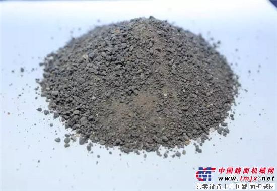 南方路机高品质机制砂 破解混凝土降本之难