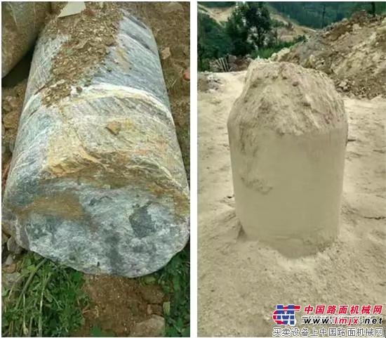 山东华鲁再添宝峨钻机,新款BG 30完成2米直径大深度嵌岩施工