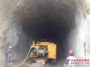 14台徐工掘进机群助力国内首个以悬臂式掘进机施工方式为主建设的大型市政道路隧道