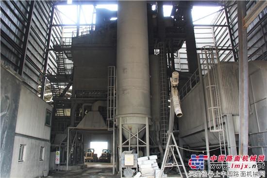 安迈搅拌站促进RAP在中国的应用
