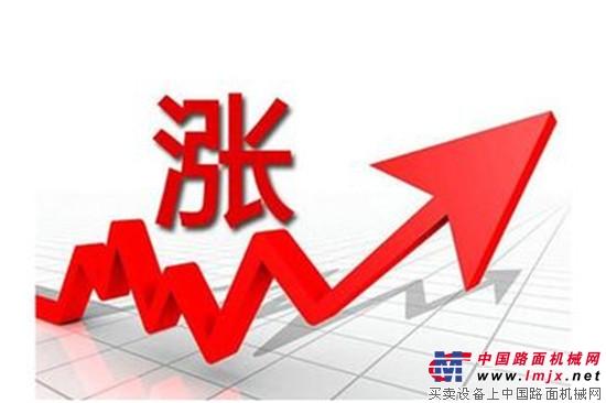 原材料大幅上涨催生装载机价格上调 工程机械行业或迎涨价潮