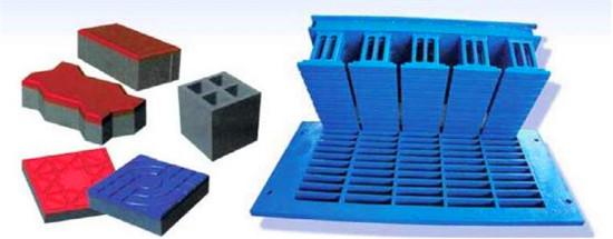 中兴砖机模具打造无负压影响的水泥砖机模具