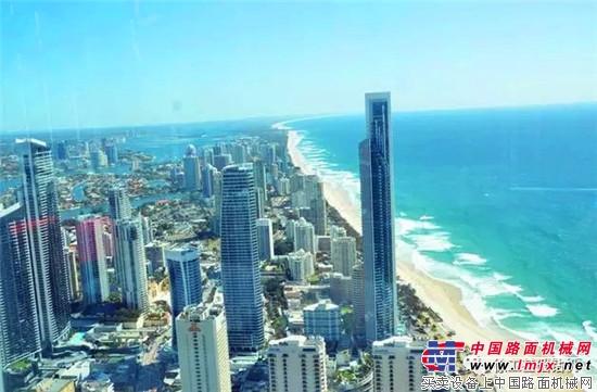 徐工亮相第12届澳大利亚国际非开挖技术展