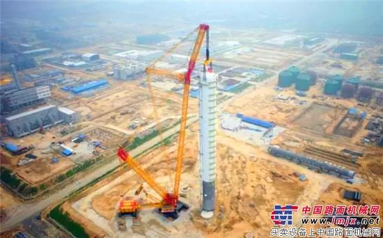 拥有80多项国家专利,是我国乃至世界施工装备制造领域的一个全新突破