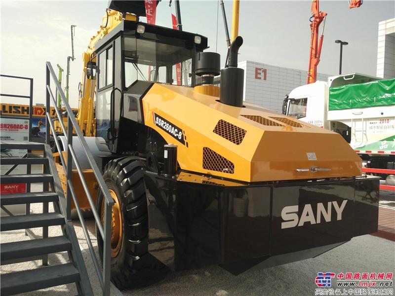 三一SSR260AC-8