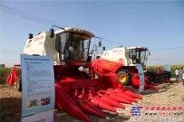 国家谷物收获机械科技创新联盟项目成果在潍展示