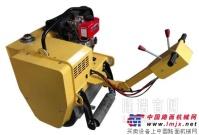 小型压路机适合什么样的施工工况?