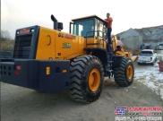 德工970Y岩石叉装机强劲高 效安全可靠