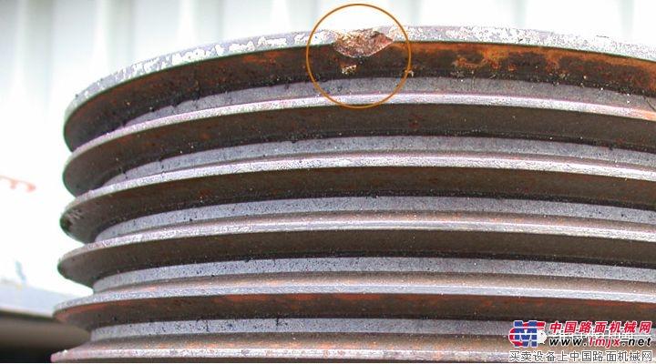 驱动皮带和皮带驱动轮的保养与维修
