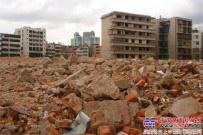 吃垃圾吐建材 让城市建设更美好