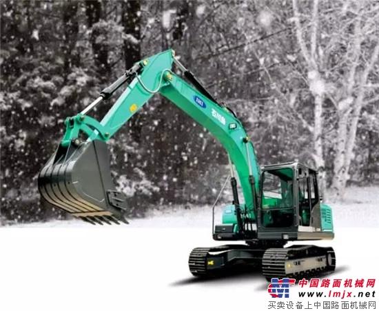 机器寒冷季节的保养及存放(一)
