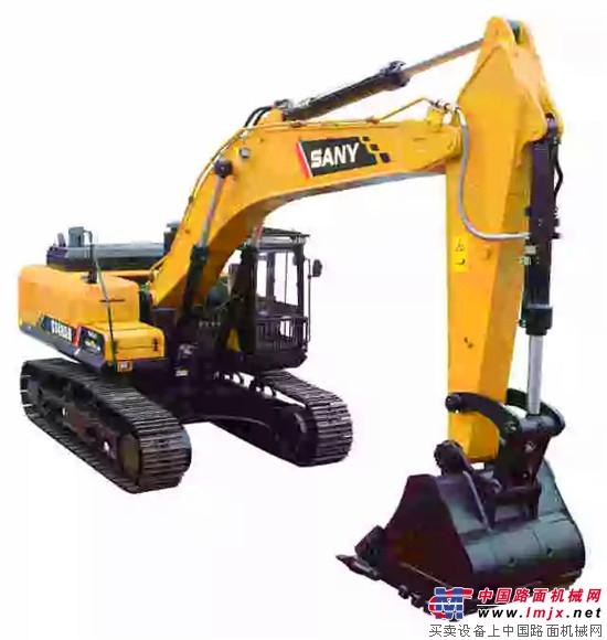 三一SY485H挖掘机-喜讯 三一首批挖掘机交付中国十五冶刚果金项目图片