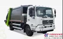 中联环境系列压缩式垃圾车推铲阀调节方法