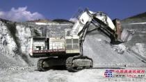 利勃海尔大型矿山设备,为客户创造更多可观价值