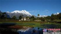 日喀则,青藏高原上的那抹凌宇绿