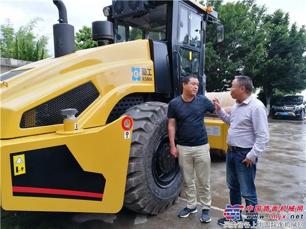 郑玉和:创新驱动厦工道路机械踏上新征程