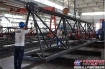 陕建机:一个星期发运18台塔机,他们能完成任务吗?