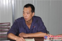 国机洛建开展首席技师工作室工作检查