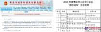 """科泰重工喜获""""2018年度青岛市工业中小企业'隐形冠军'企业""""荣誉称号"""