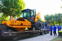 国之重器 国机重工洛阳公司三款精品压路机助力河北建设
