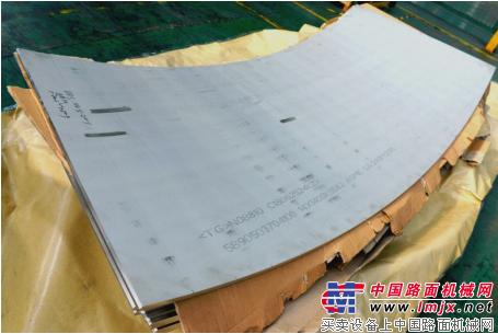 大明联合太钢服务海外钢厂焙烧炉项目