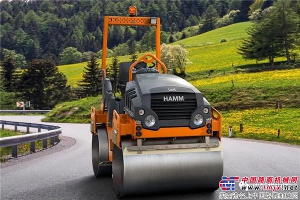 维特根:专注理想压实——悍马品牌 (HAMM)