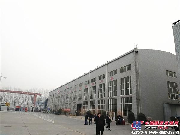 北京加隆生產車間大樓