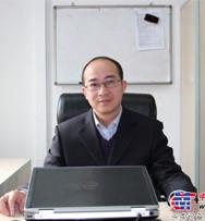 威斯特(北京)机械设备有限公司京津冀区域总经理朱德仁