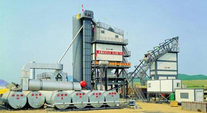 中国沥青搅拌设备市场如何行进?