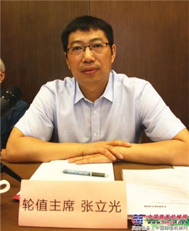 安迈工程设备(上海)有限公司总经理张立光