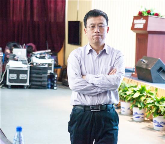 山河智能装备股份有限公司总经理陈刚