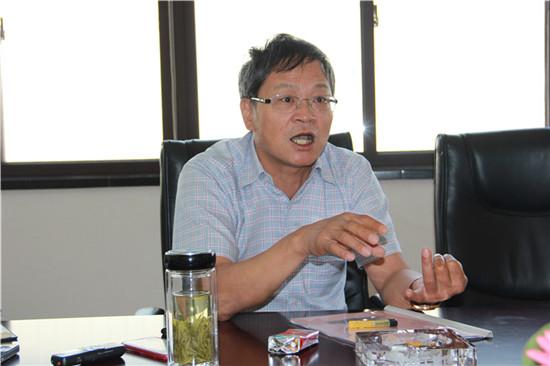 徐工基础党委书记、总经理孔庆华