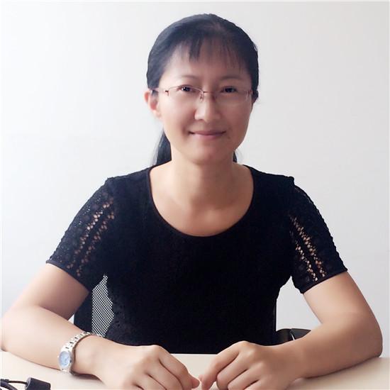 德国宝峨中国区市场经理荣嘉丽