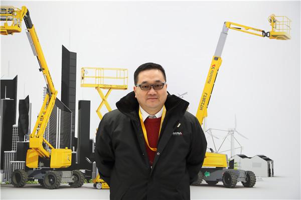 欧历胜集团亚洲区总经理陈立贤