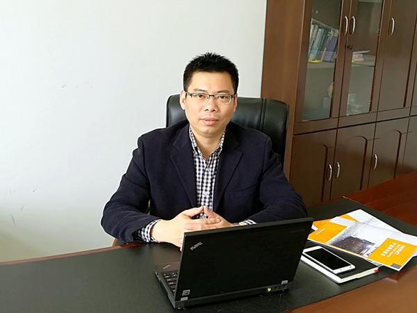 济宁隆瑞机械有限公司总经理冯晓晨