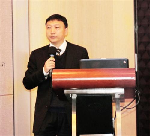德国宝峨中国区销售副总经理王柳松